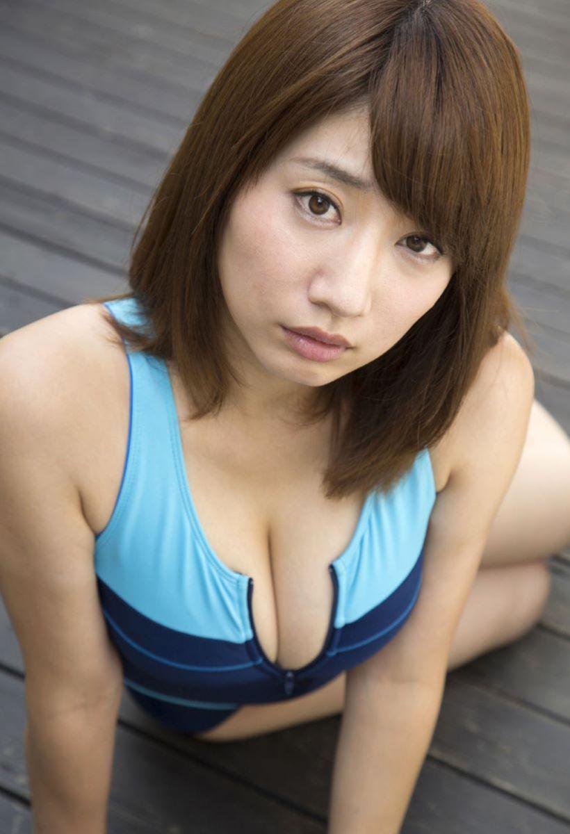池田愛恵里 水着 コスプレ画像 79