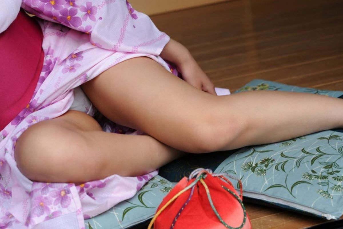 浴衣 エロ画像 27