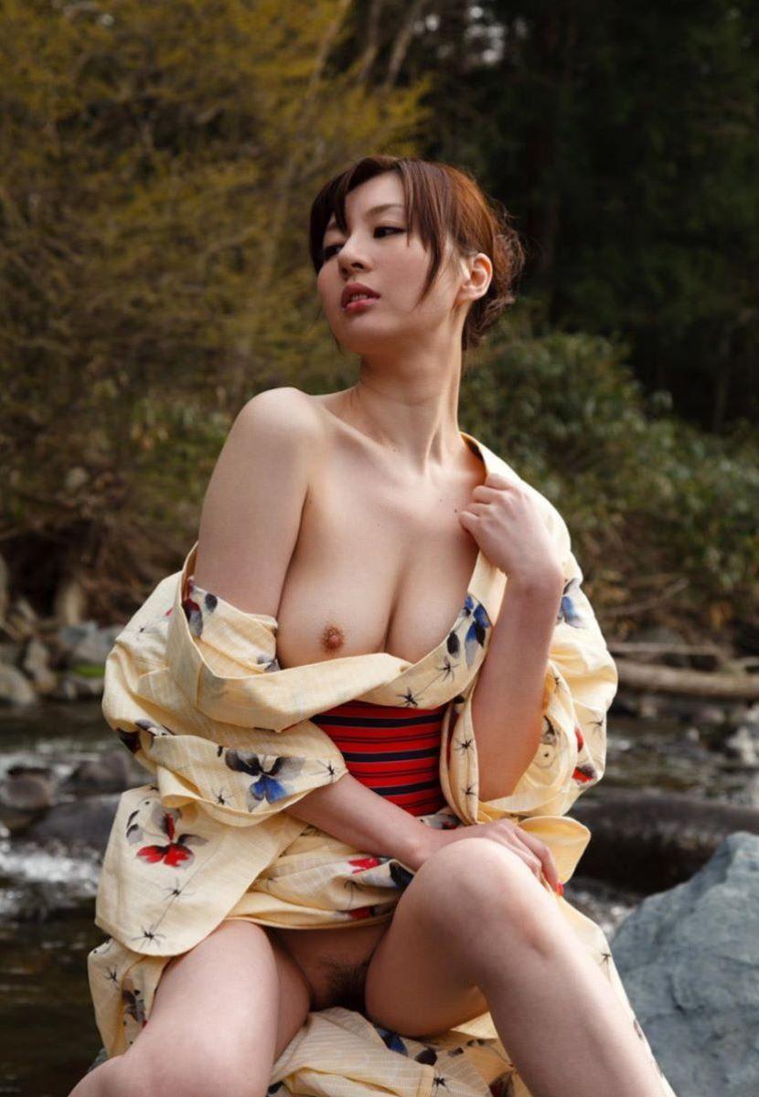 浴衣 エロ画像 30