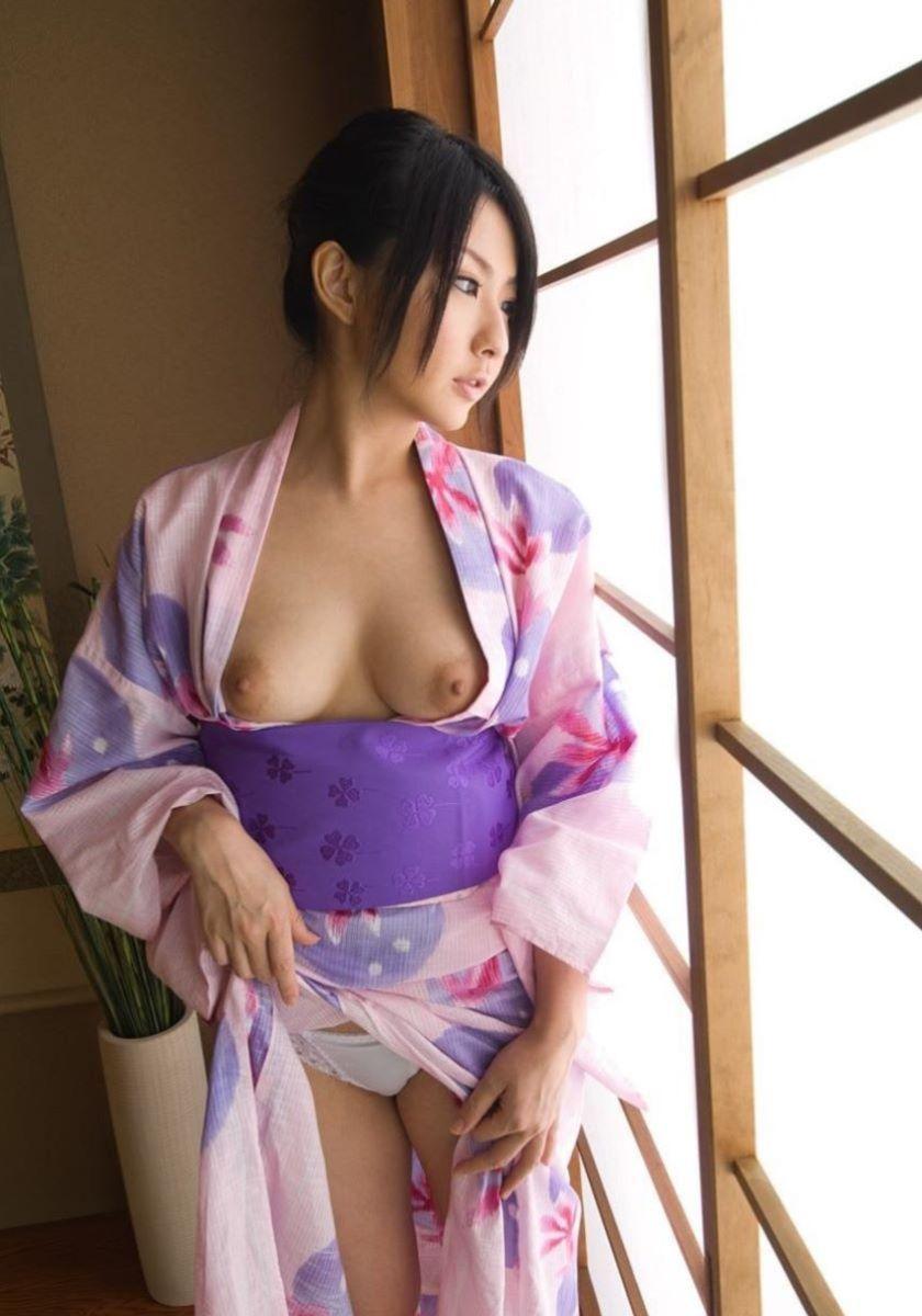 浴衣 エロ画像 51