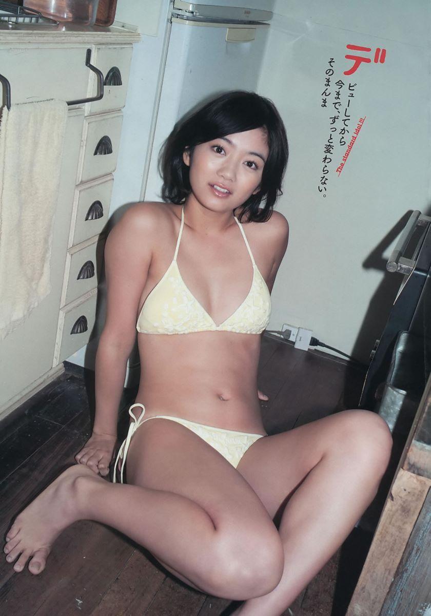 森田涼花 ちっぱい かわいい 水着グラビア画像 21