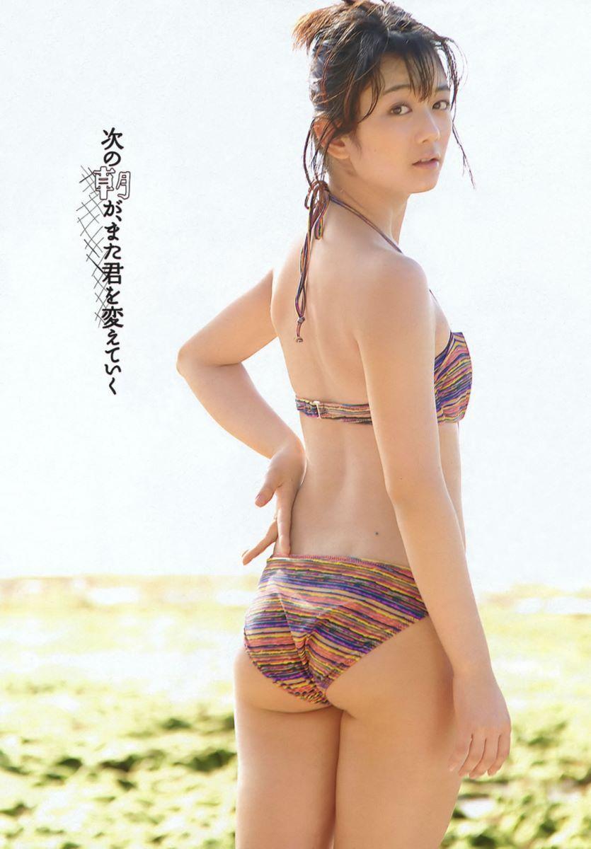 森田涼花 ちっぱい かわいい 水着グラビア画像 25