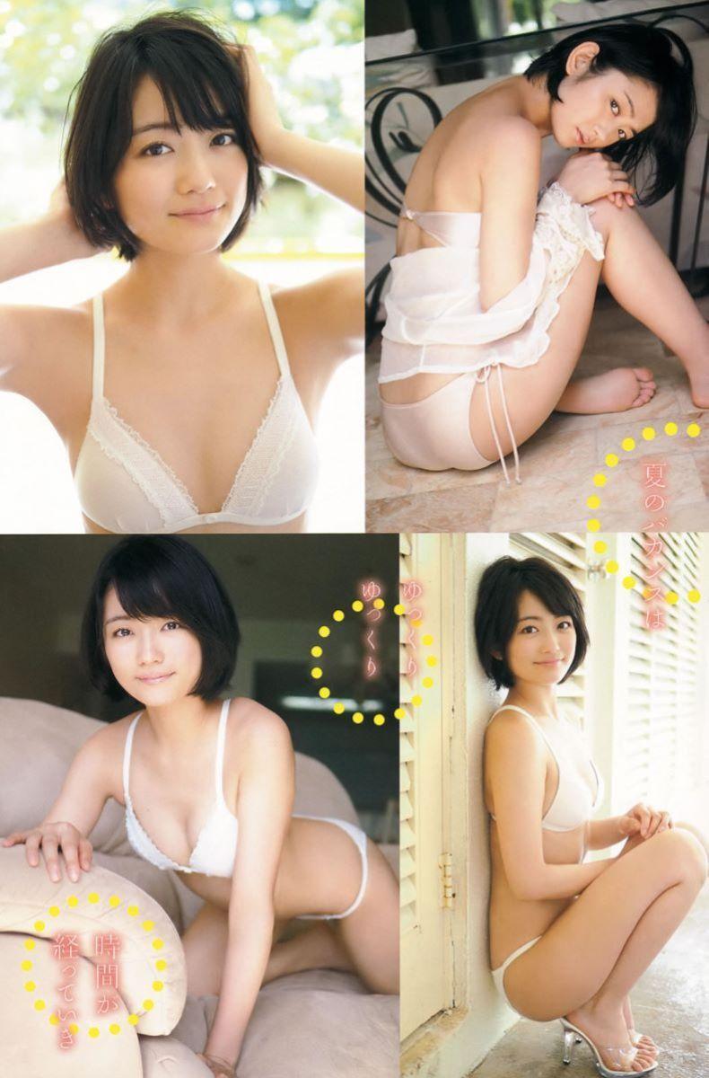 森田涼花 ちっぱい かわいい 水着グラビア画像 42