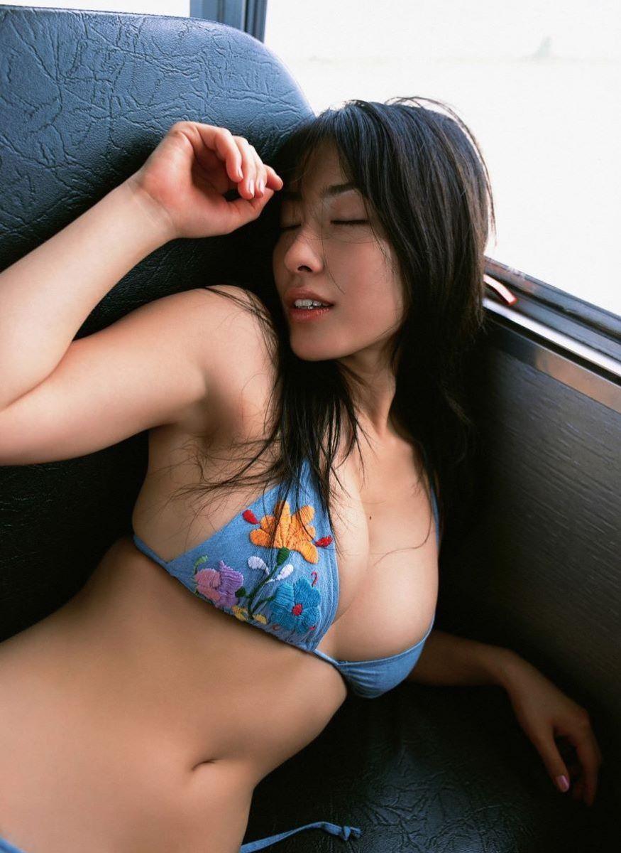 佐藤寛子 高画質 ビキニ画像 45