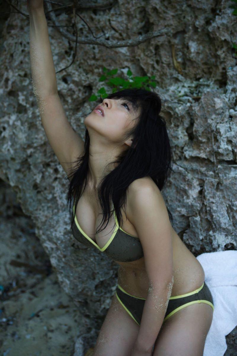 佐藤寛子 高画質 ビキニ画像 76