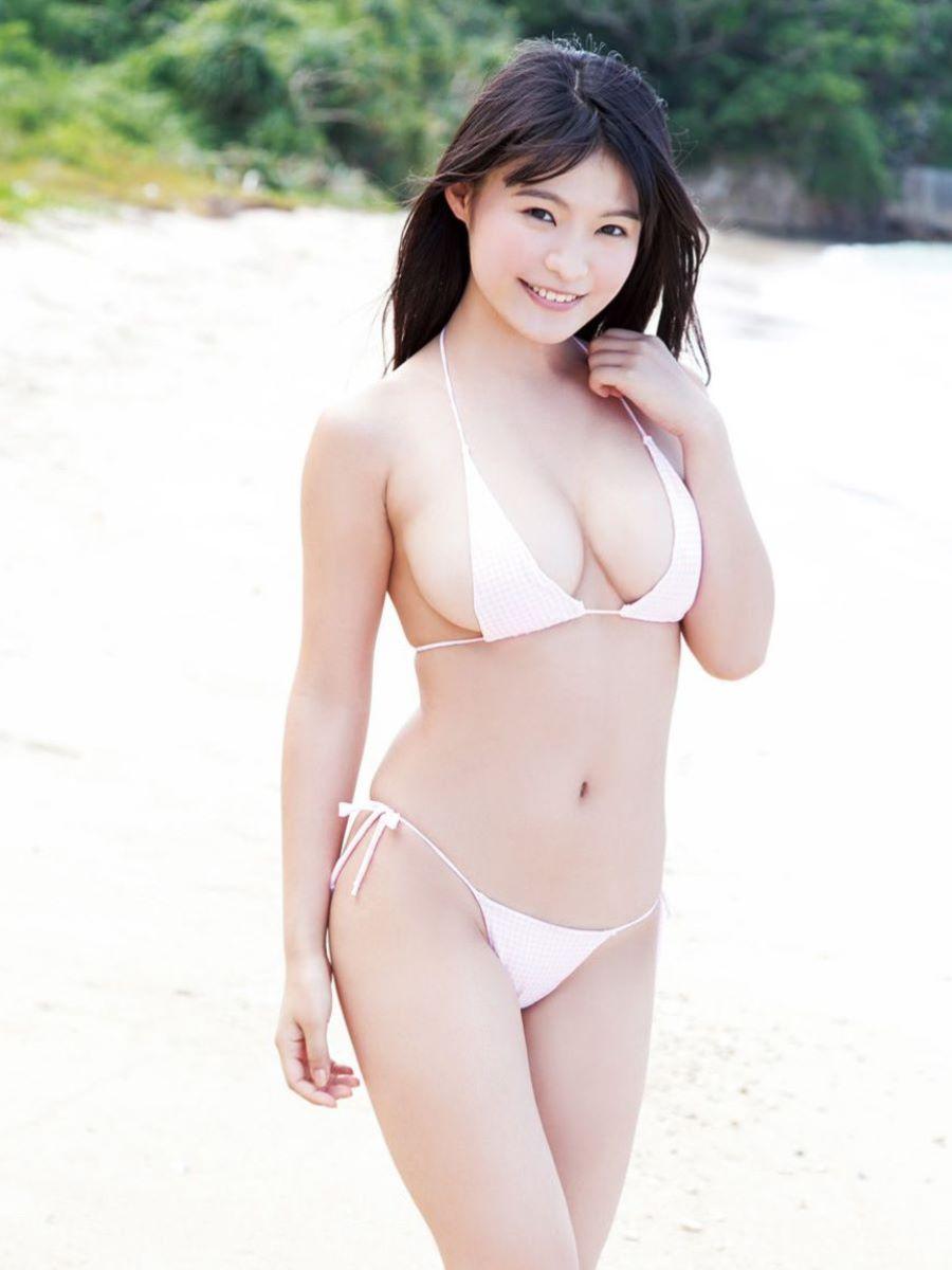 星名美津紀 最新 競泳水着 グラビア画像 14