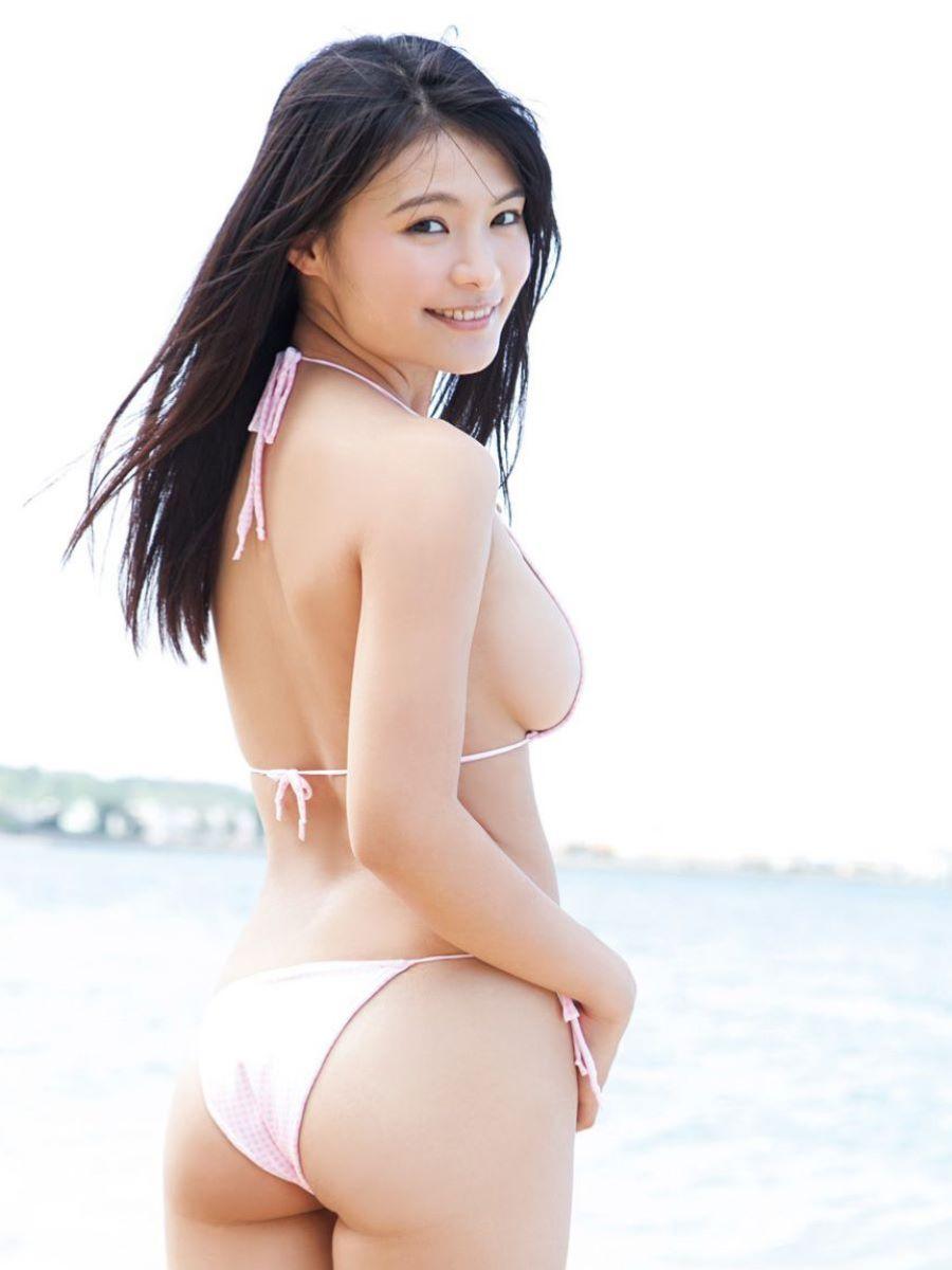 星名美津紀 最新 競泳水着 グラビア画像 17