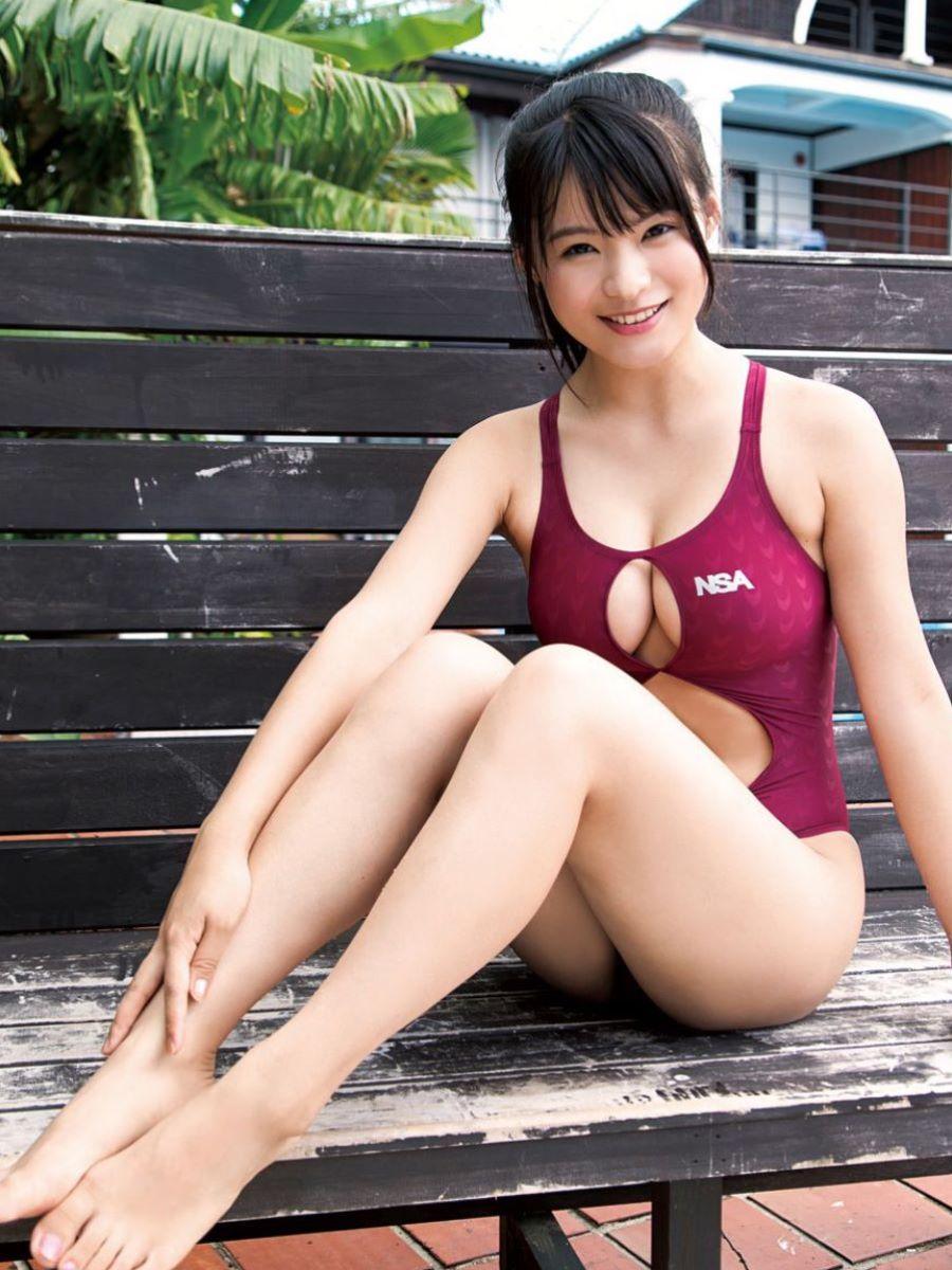 星名美津紀 最新 競泳水着 グラビア画像 48