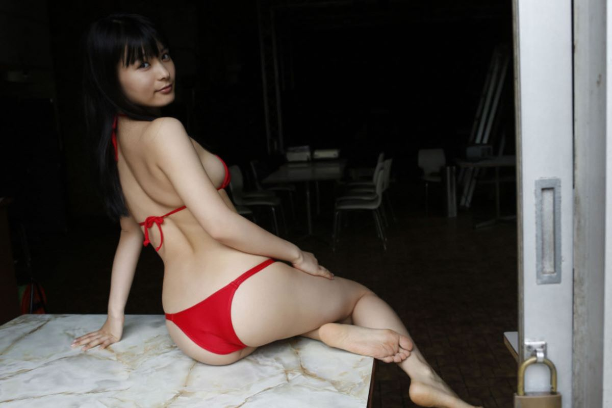 しっとりセクシーな星名美津紀の水着画像 95