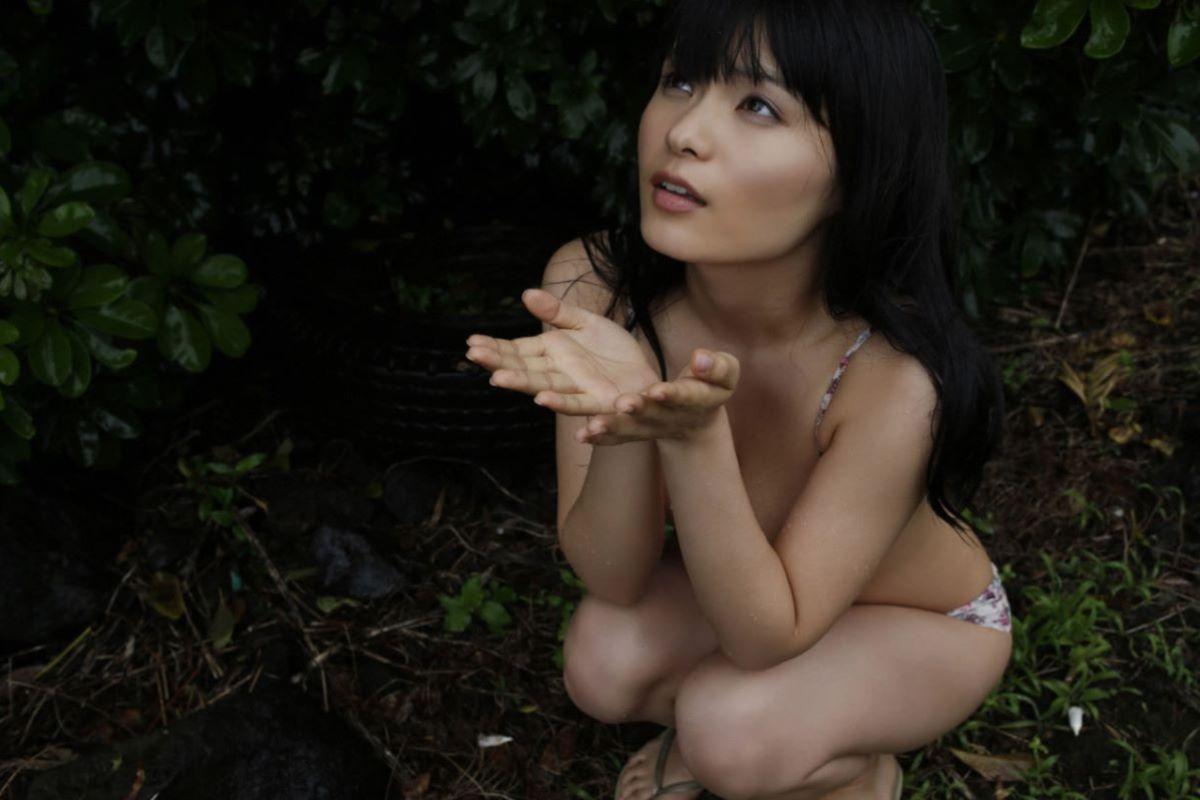 しっとりセクシーな星名美津紀の水着画像 117