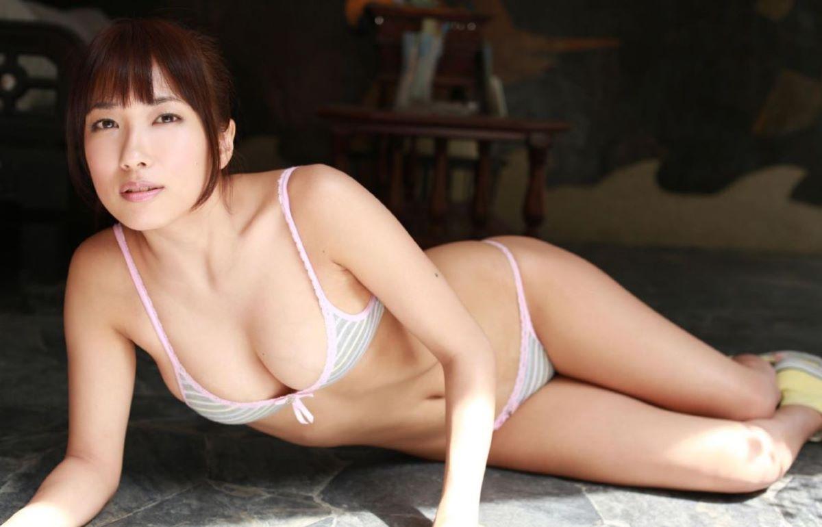 元SKE 佐藤聖羅 水着エロ画像 28