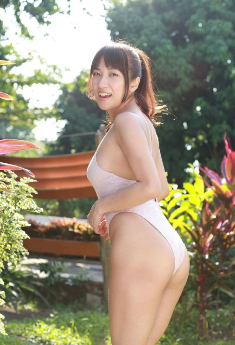 元SKE 佐藤聖羅 水着エロ画像 47