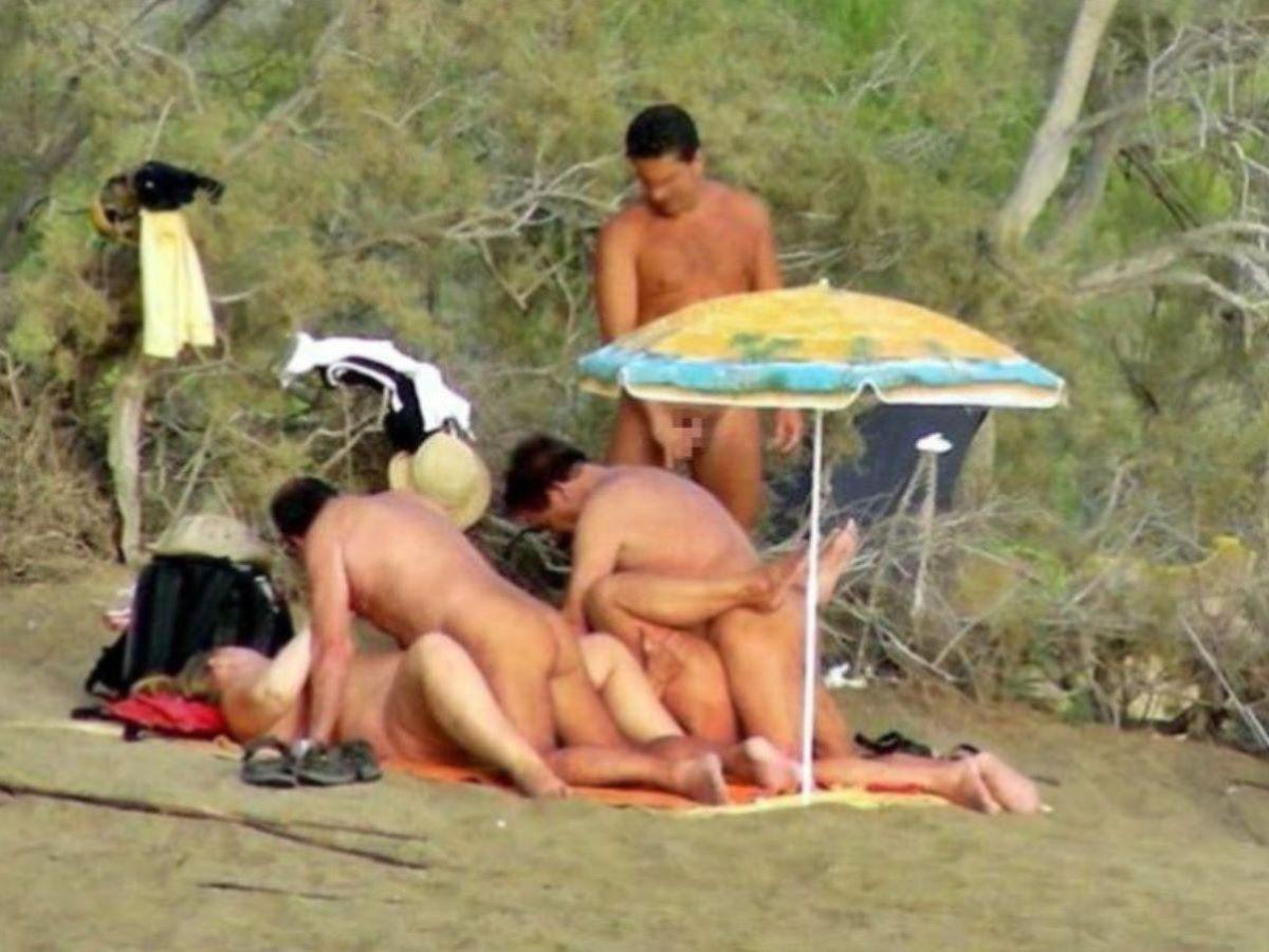 ヌーディストビーチ 画像 43