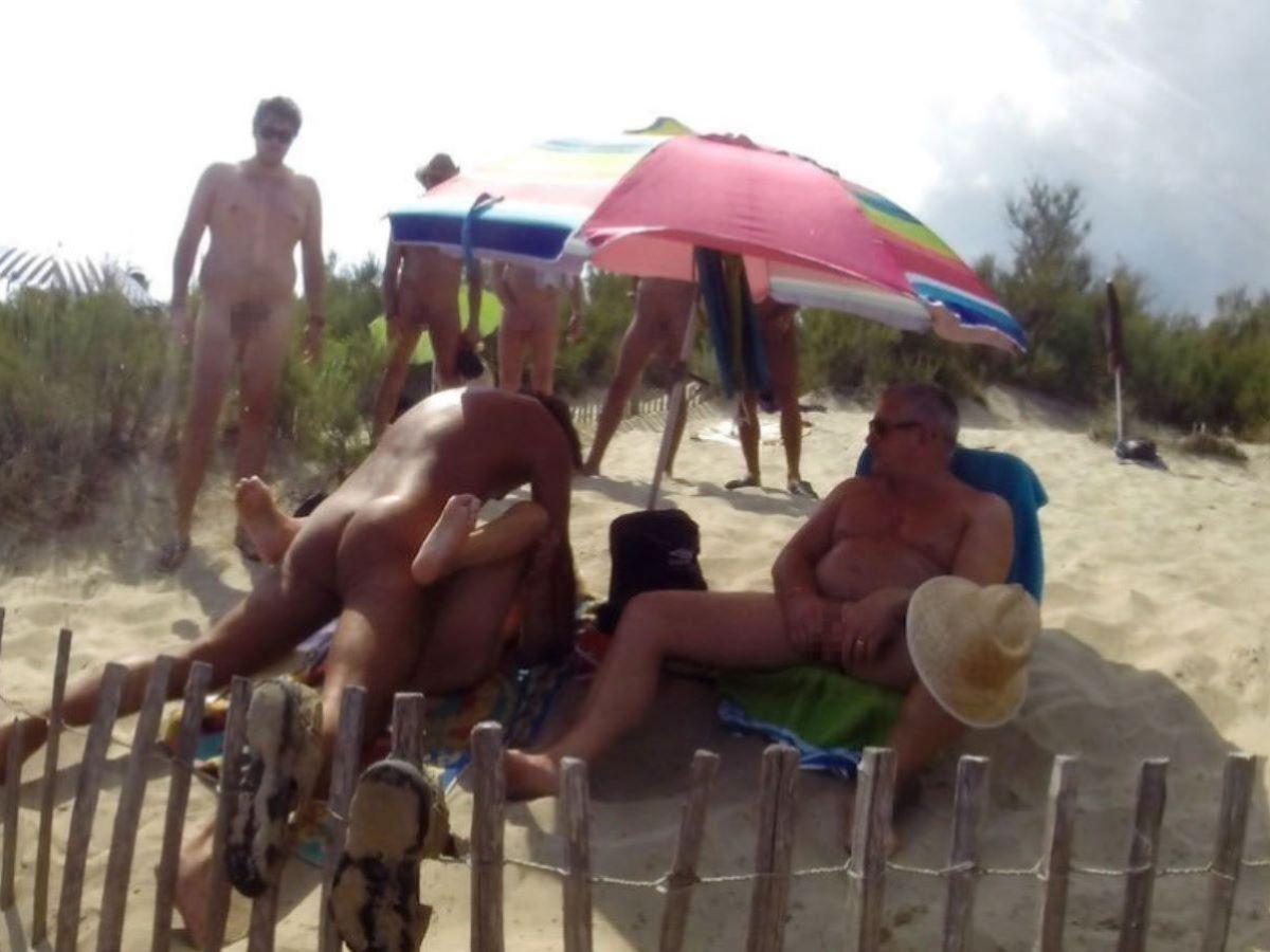 ヌーディストビーチ 画像 44