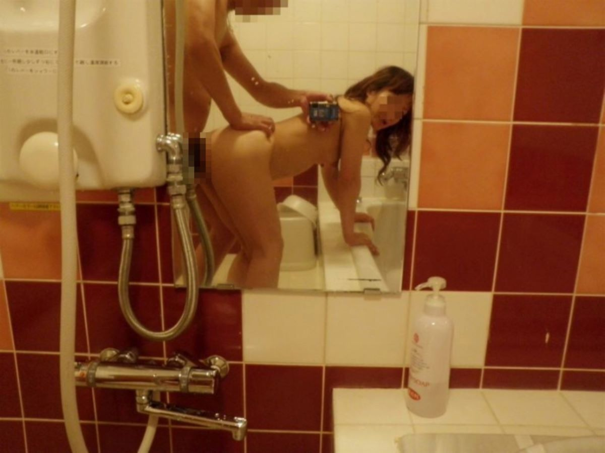 鏡撮り 素人 エロ画像 3