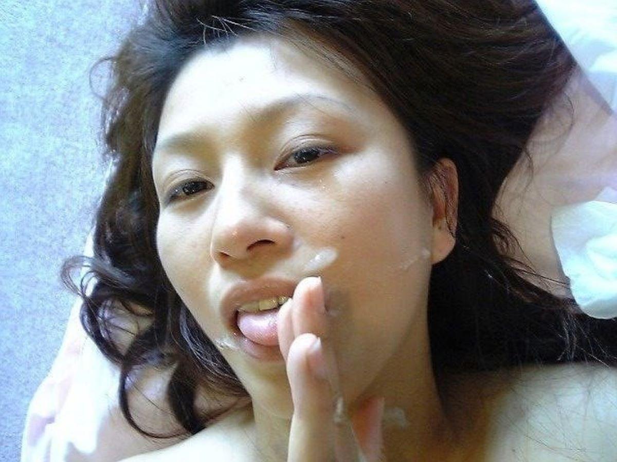 口内射精 エロ画像 157