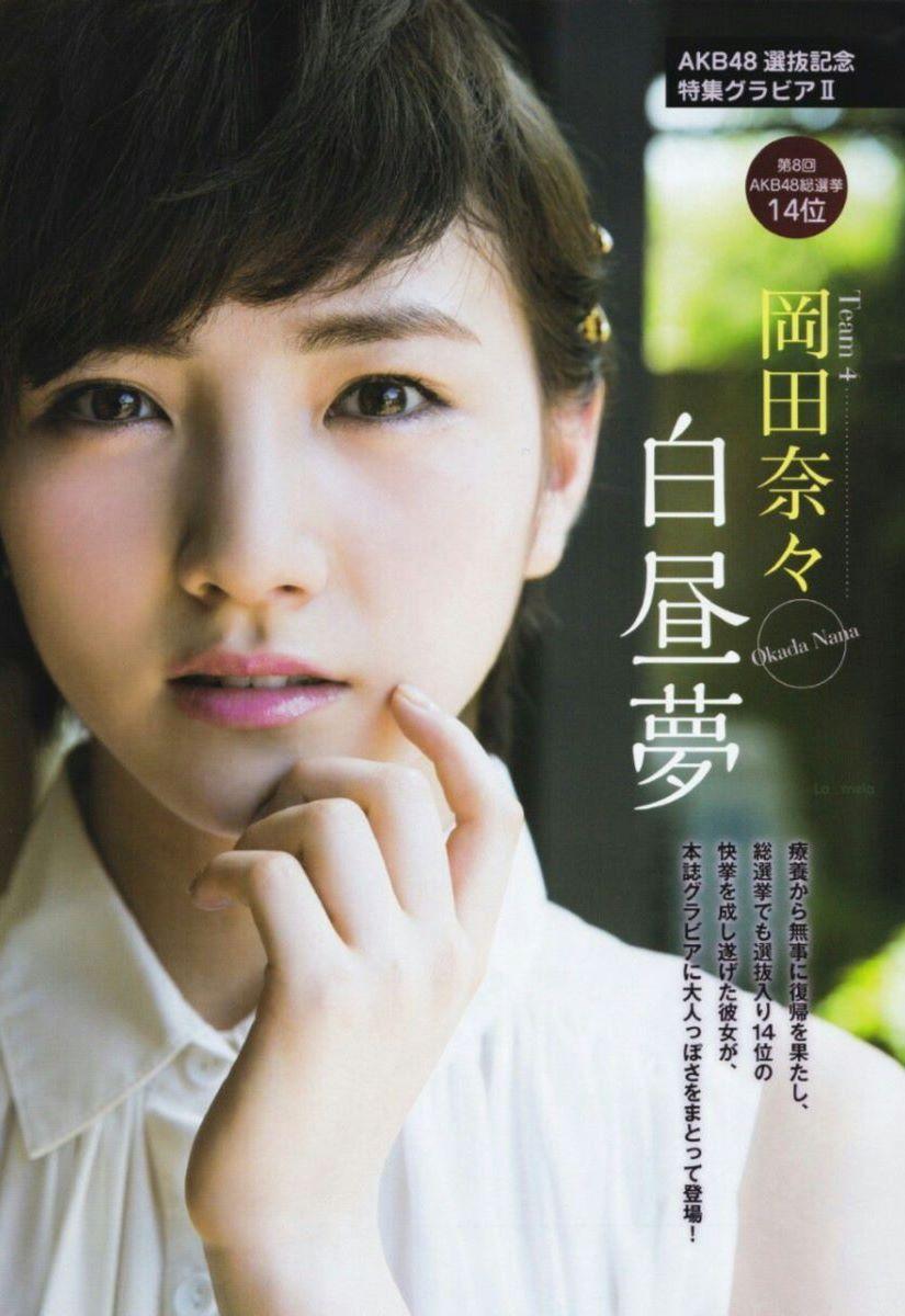 AKB48 岡田奈々 画像 21