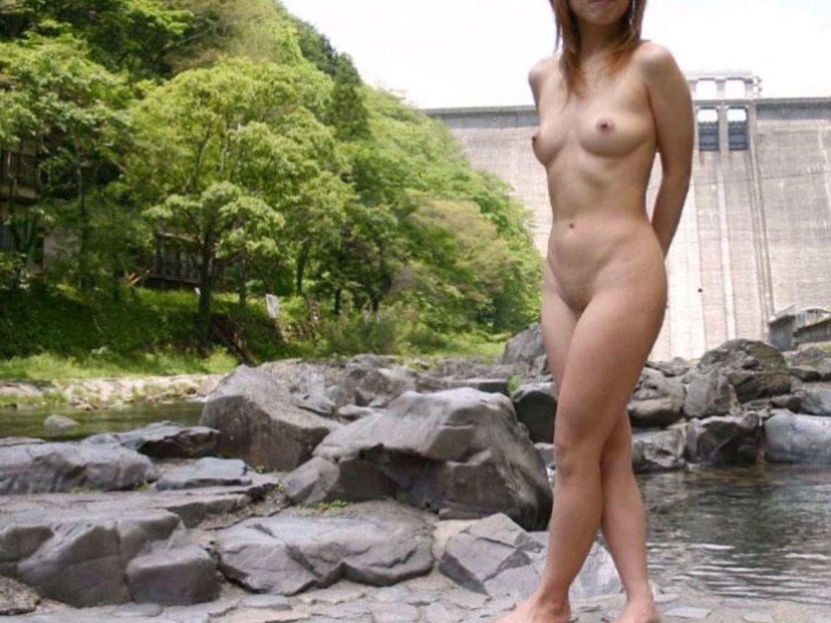 温泉旅行 素人ヌード画像 18