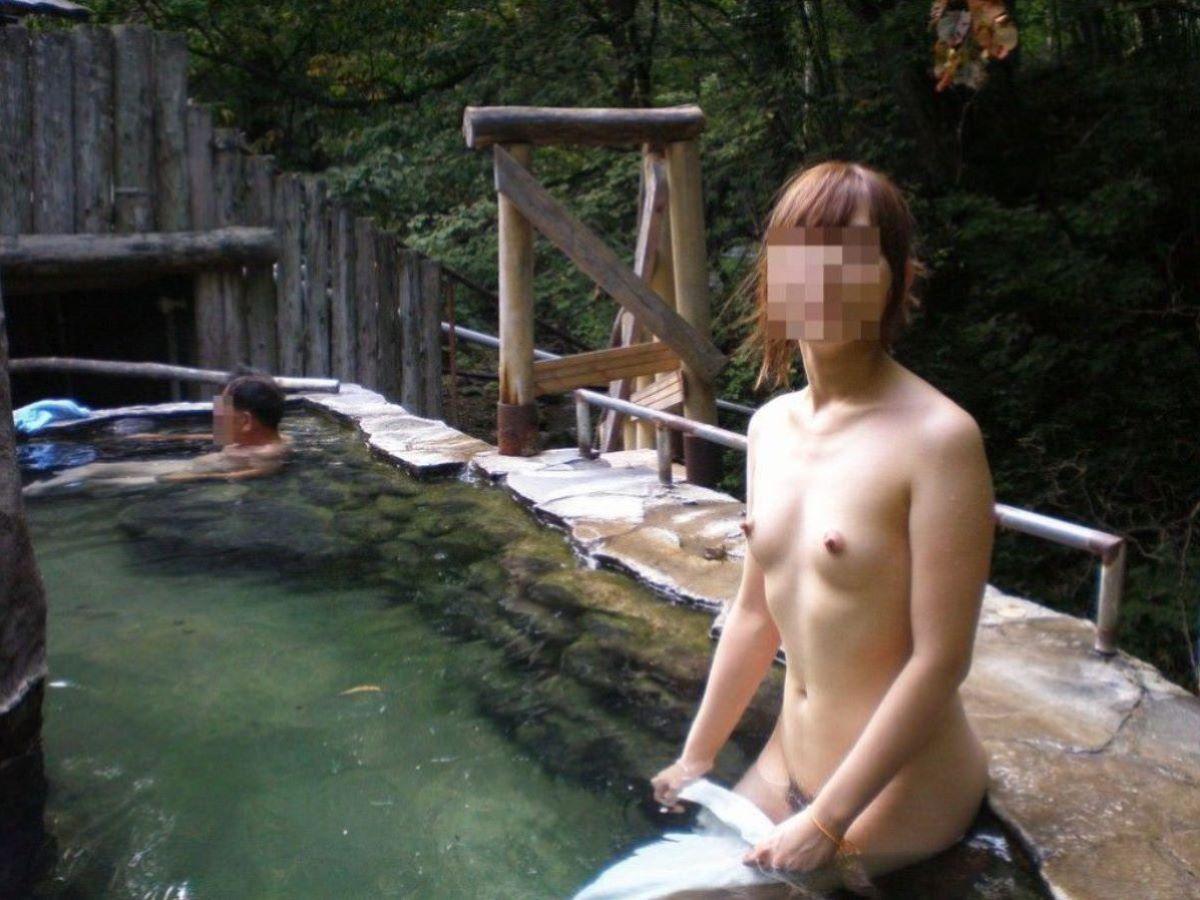 温泉旅行 素人ヌード画像 24