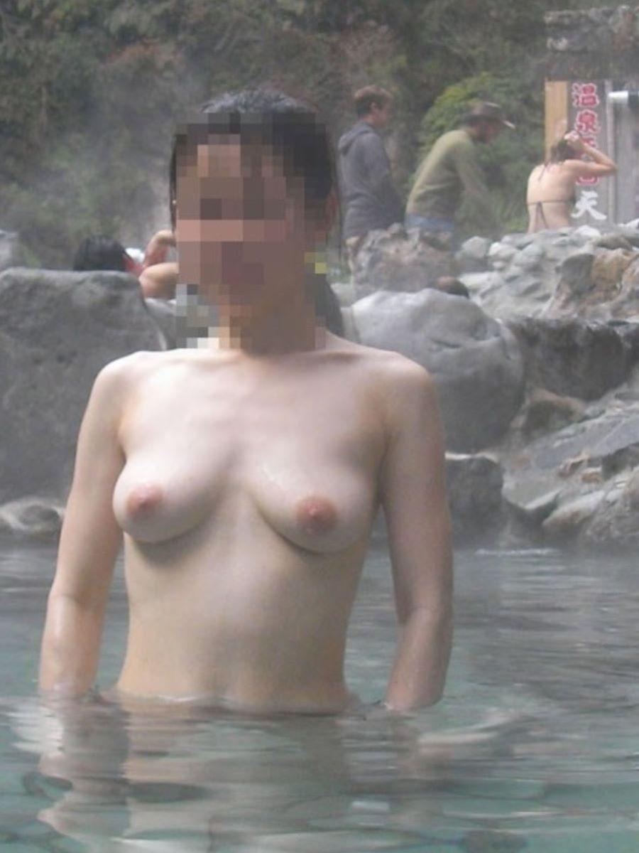 温泉旅行 素人ヌード画像 100