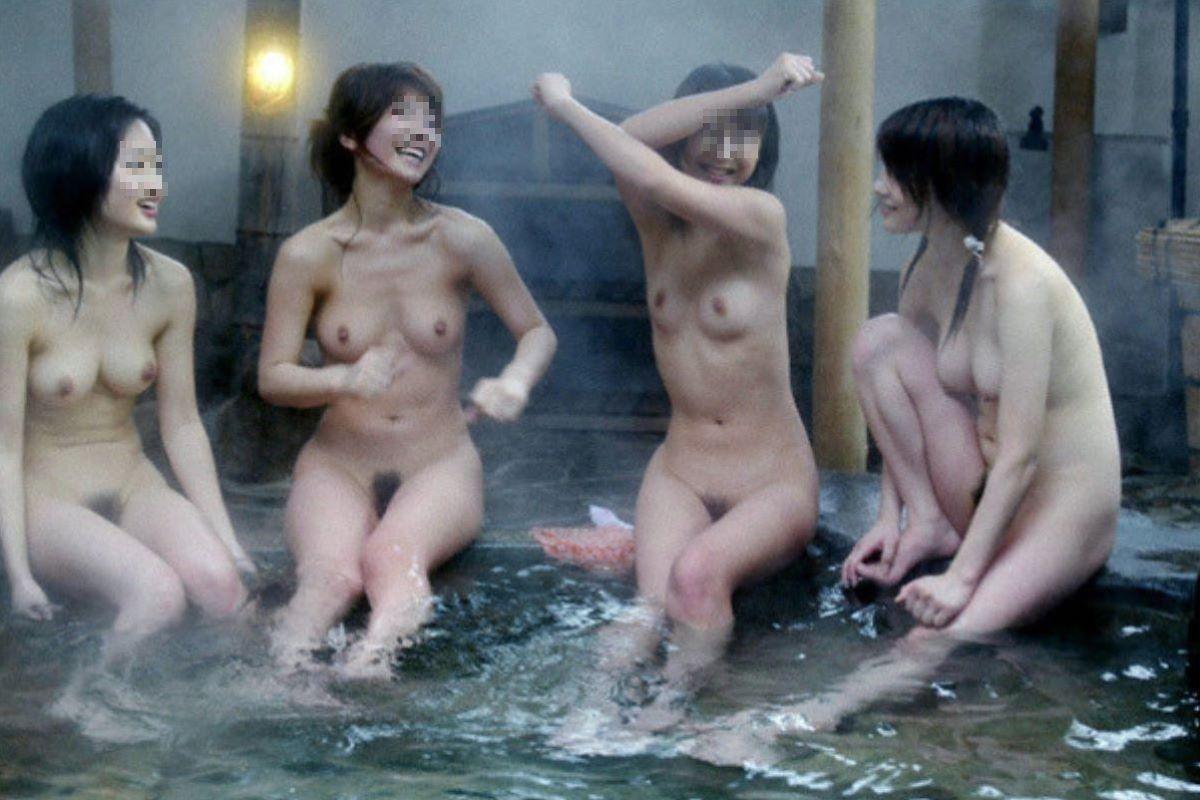 女風呂 盗撮 画像 37
