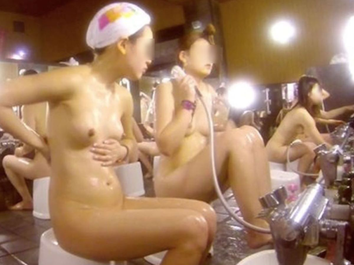 女風呂 盗撮 画像 49