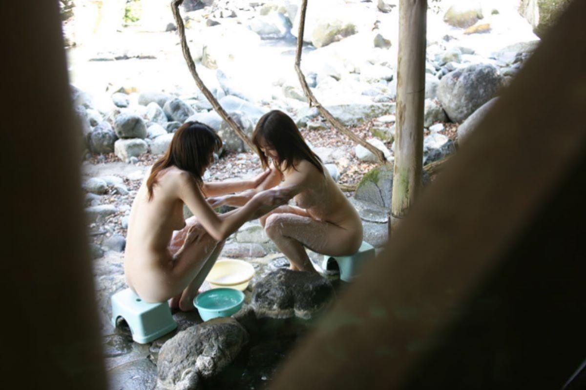女風呂 盗撮 画像 53