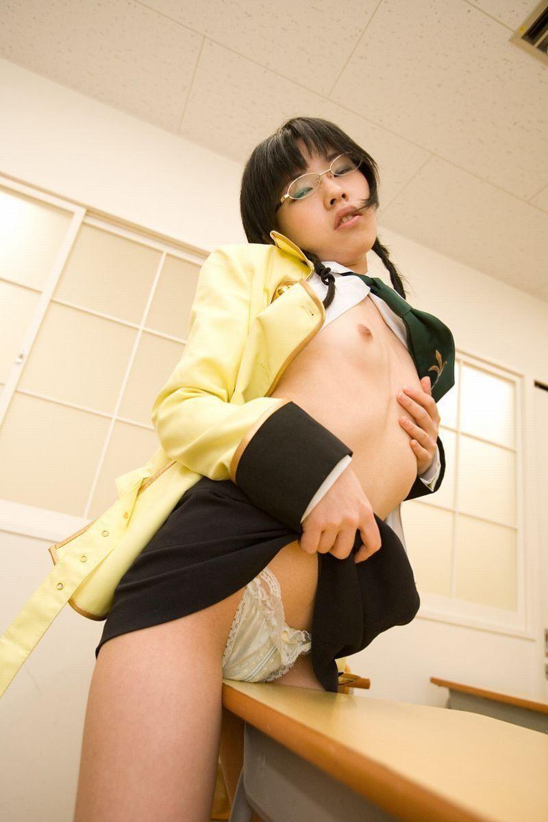 JK 角オナニー 画像 50