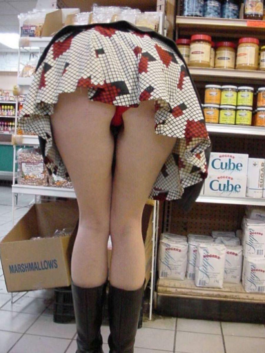 ミニスカート 画像 11