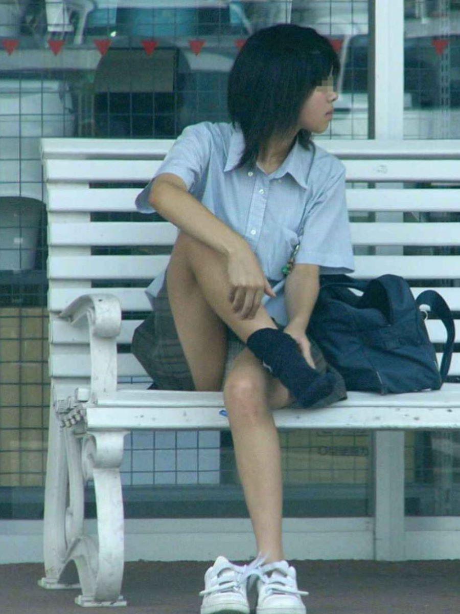 ミニスカ JK 画像 47