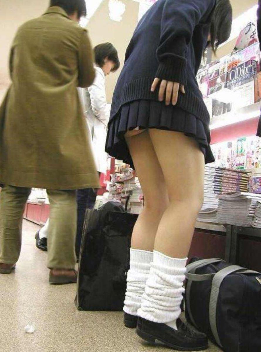ミニスカ JK 画像 58