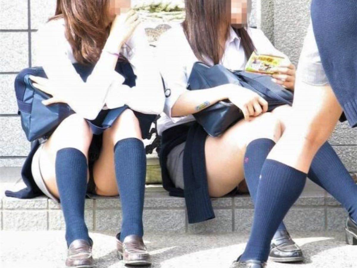 ミニスカ JK 画像 85
