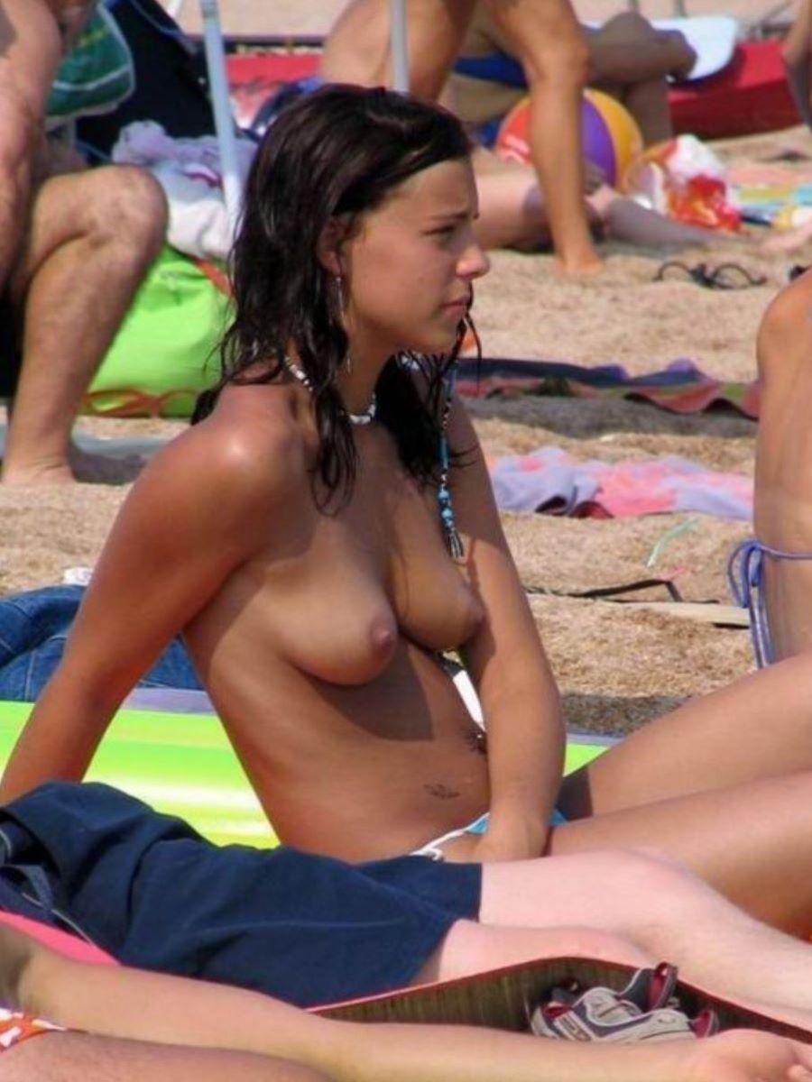 ヌーディストビーチ 画像 54