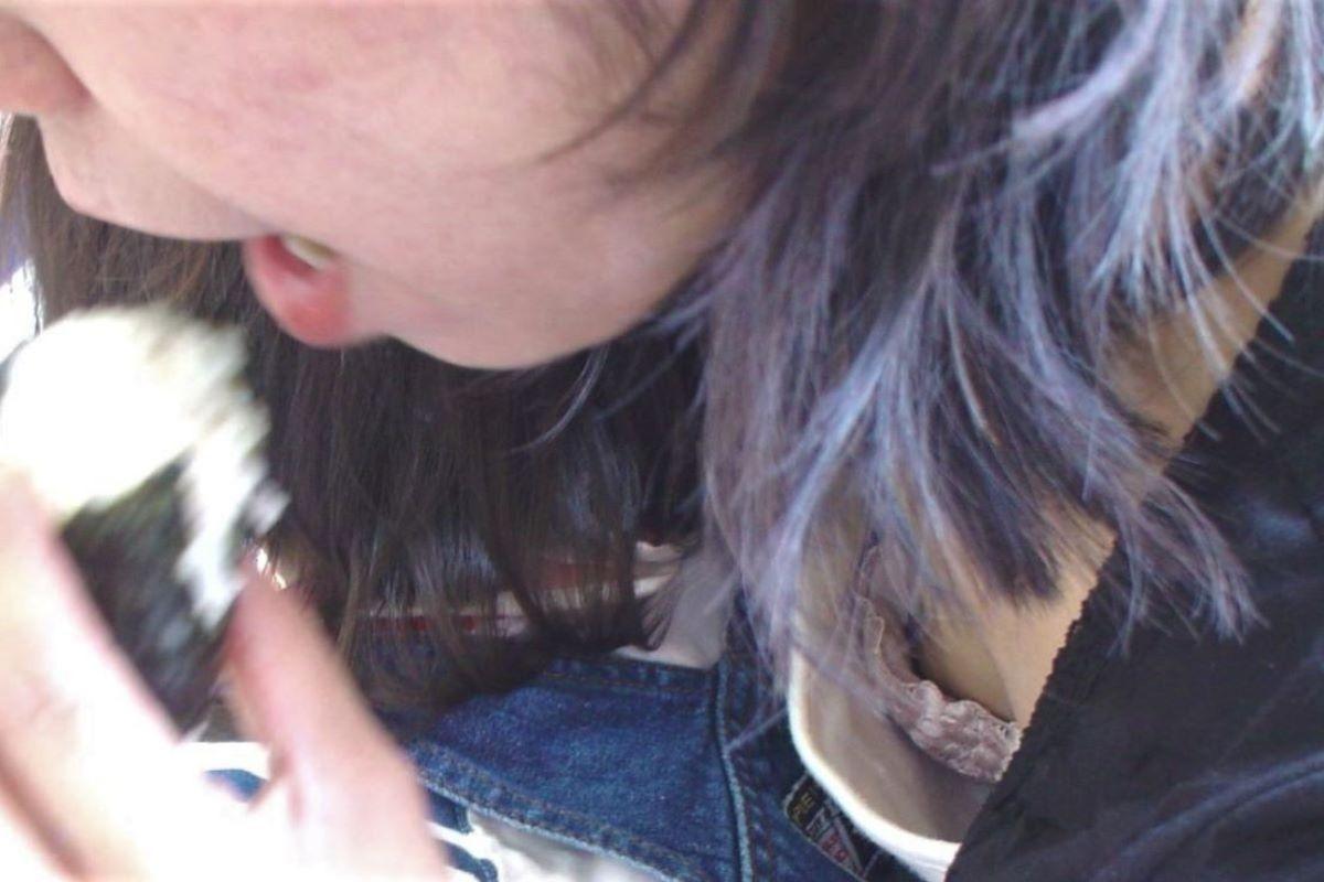 素人 乳首チラ 画像 84