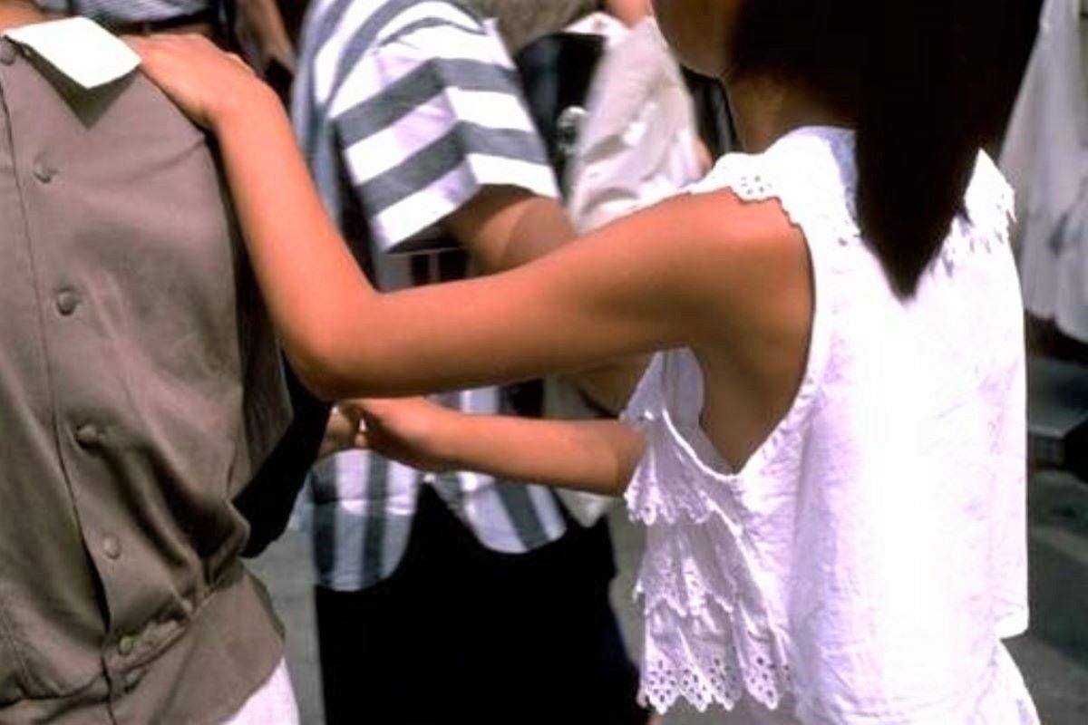 素人 乳首チラ 画像 94