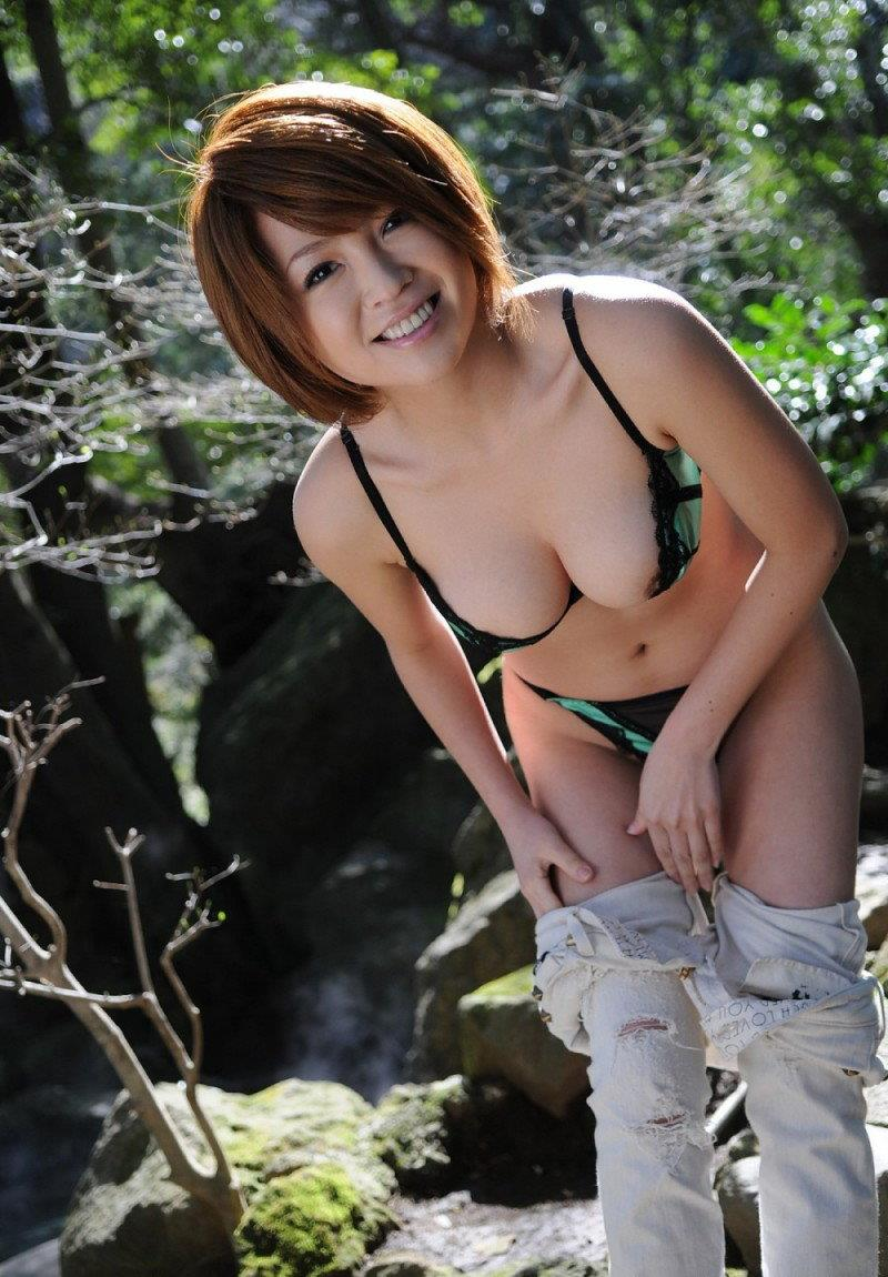 青木莉子(桜まい、片岡さき) エロ画像 9