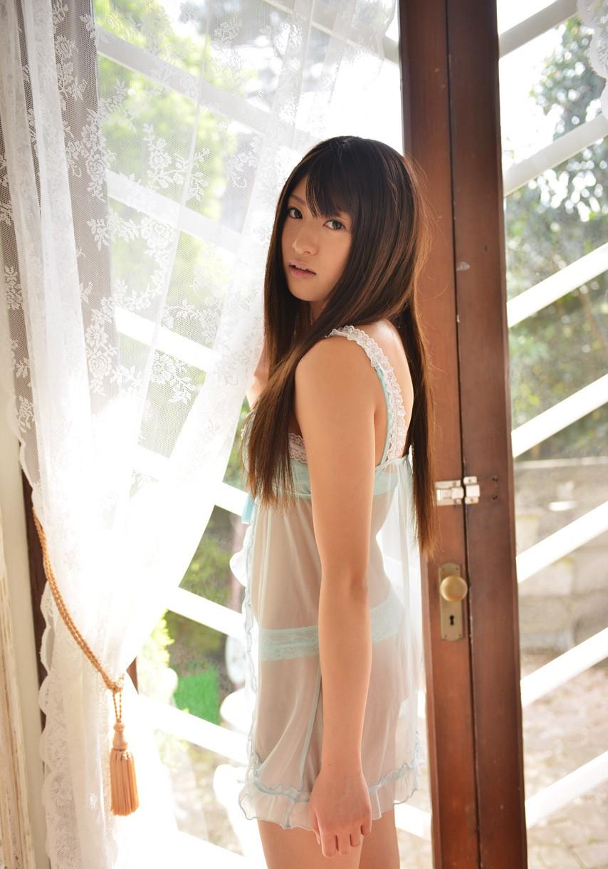 緒川りお 純白の清純派美少女AV女優 エロ画像 170枚