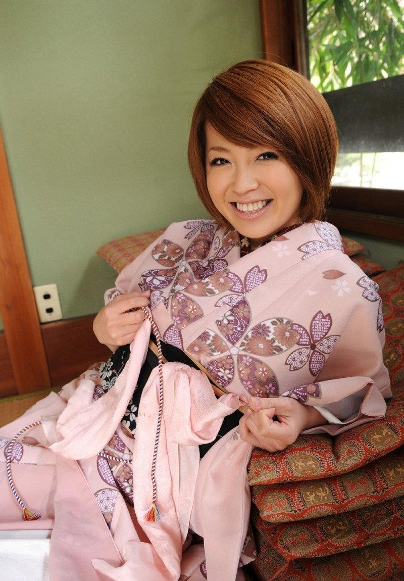 青木莉子(桜まい、片岡さき) エロ画像 56