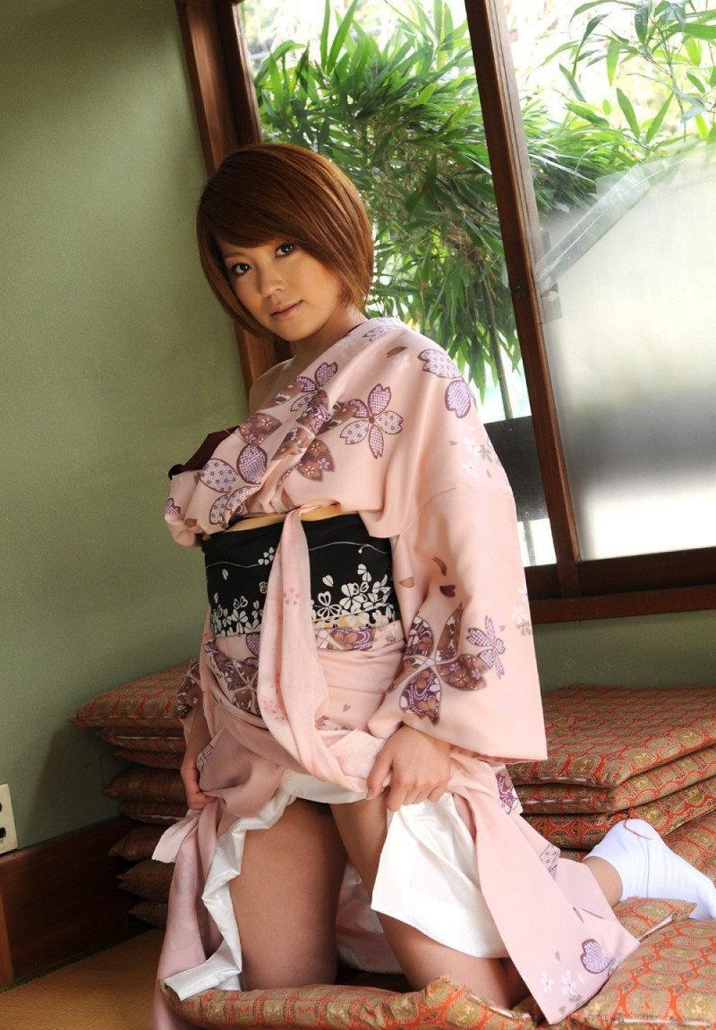 青木莉子(桜まい、片岡さき) エロ画像 62