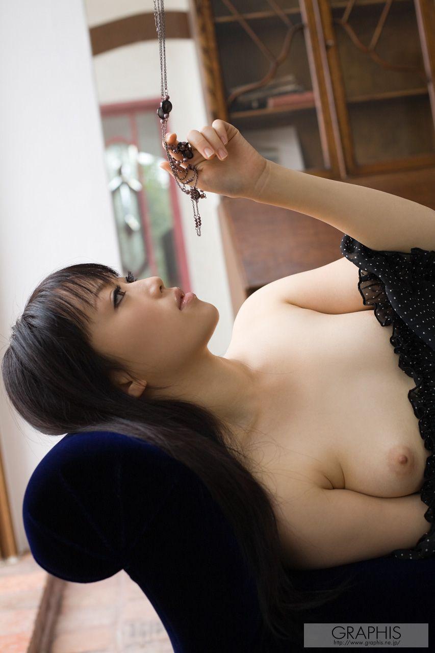 乙井なずな 黒髪ロングの、お嬢様系AV女優 エロ画像93枚