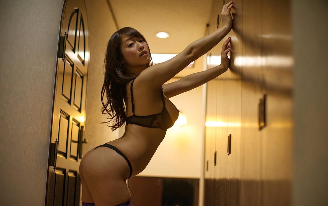 AV女優 白石茉莉奈 画像 No.124