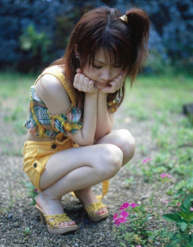 田中れいな ツリ目が可愛いエロ画像 44