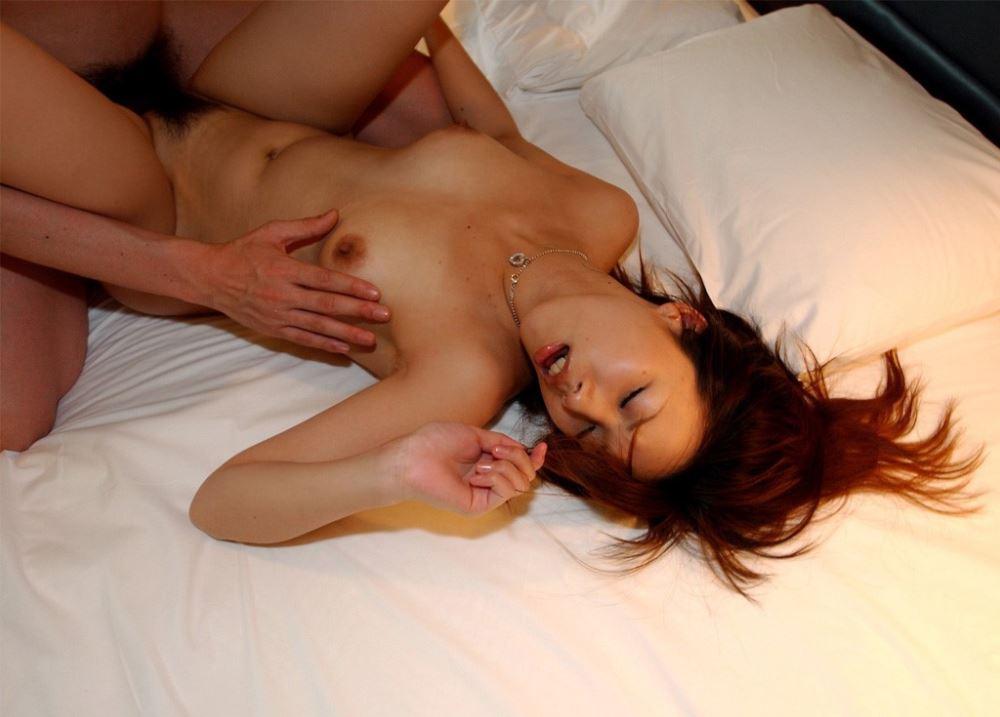 女性も好きな正常位セックス画像 15