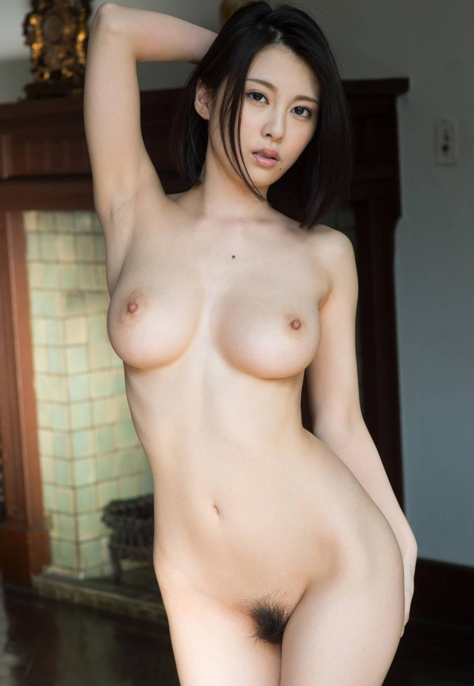 松岡ちな おっぱいで抜ける美巨乳ヌード画像