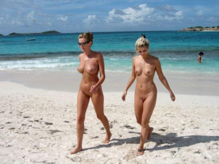 ヌーディストビーチ画像 46