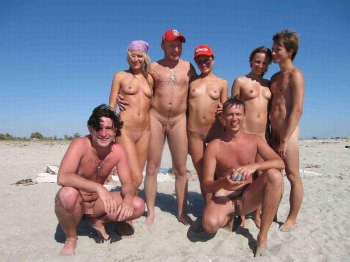 ヌーディストビーチ画像 47