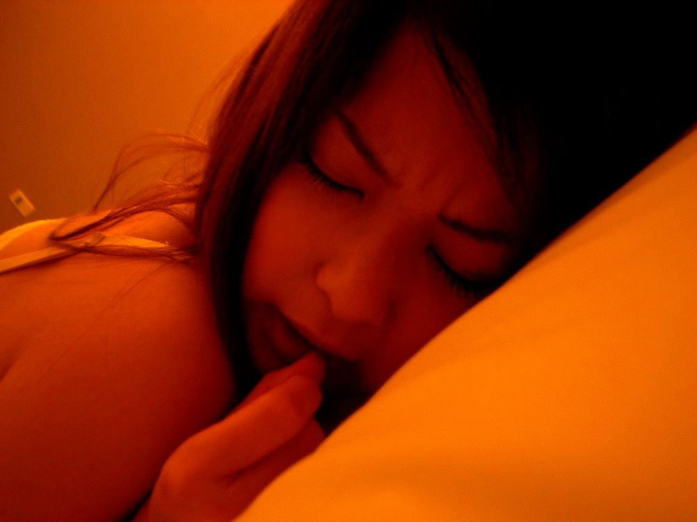 茶色コーデが可愛い女子大生の素人ハメ撮り画像 25