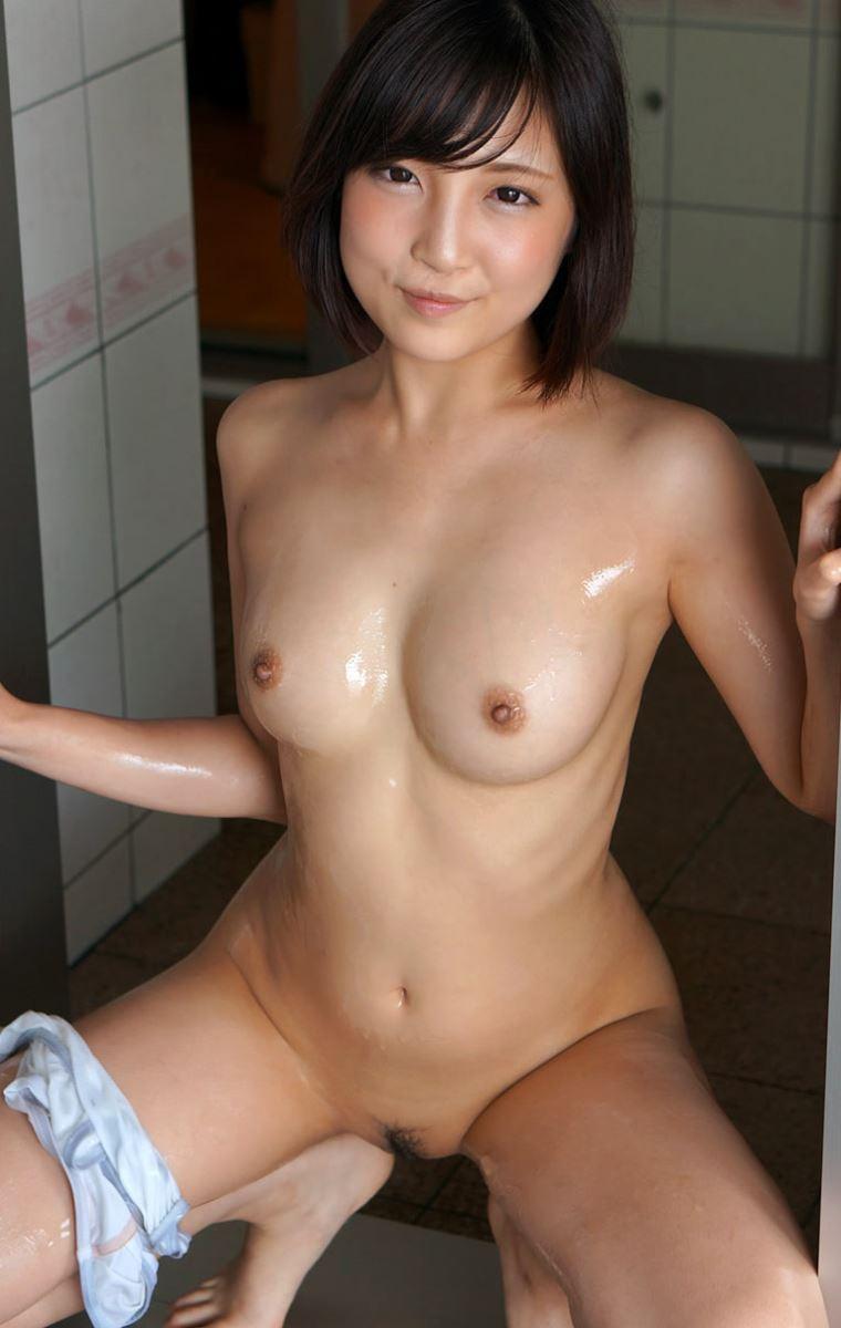 広瀬うみ スケスケ競泳水着エロ画像 156