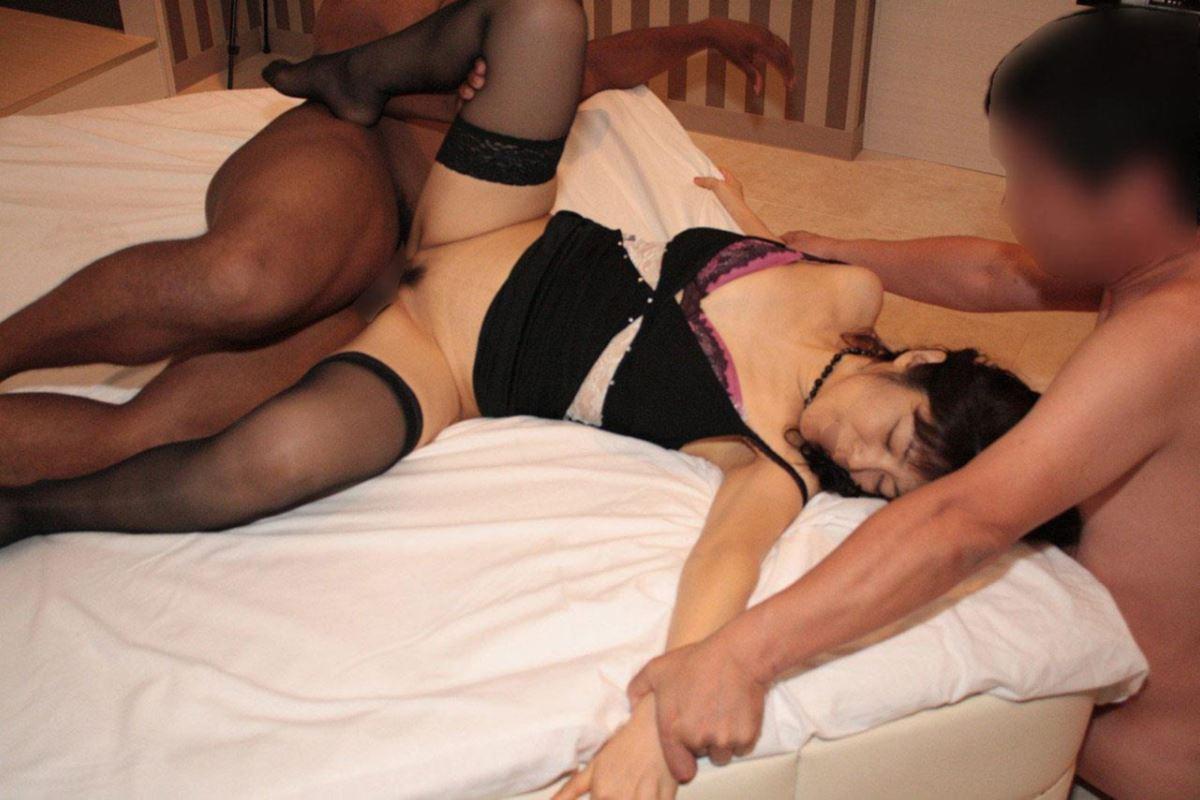 デカマラ黒人セックス画像 11