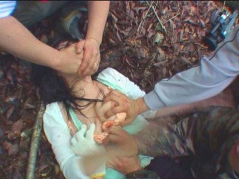 強姦・レイプ画像 9